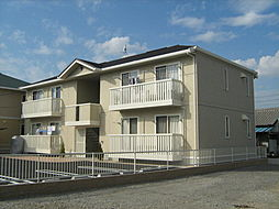 静岡県浜松市南区若林町の賃貸アパートの外観