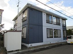 北海道札幌市東区北四十七条東10丁目の賃貸アパートの外観