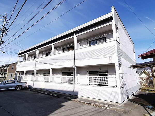 ロイヤルパレス三好町II 1階の賃貸【長野県 / 上田市】