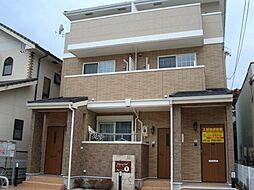 [テラスハウス] 愛知県名古屋市名東区猪子石原2丁目 の賃貸【/】の外観