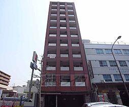 京都府京都市右京区西院高田町の賃貸マンションの外観