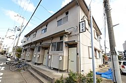 上甲子園アパート[1階]の外観