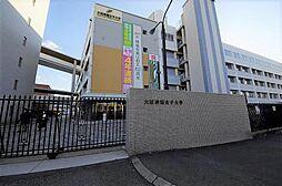 大阪府東大阪市大蓮東4丁目の賃貸アパートの外観