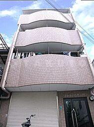 エレガンス西三国[2階]の外観