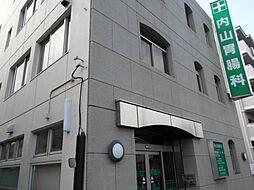 旭町コーポラスII[2階]の外観