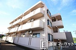 愛知県豊田市本新町2丁目の賃貸マンションの外観