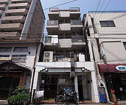 京都府京都市中京区大阪材木町の賃貸マンションの外観