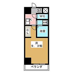 willDo四日市白須賀[10階]の間取り
