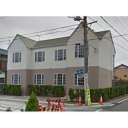 静岡県浜松市中区布橋3丁目の賃貸アパートの外観