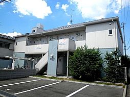 大阪府堺市西区鳳東町2丁の賃貸アパートの外観