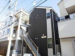 神奈川県横浜市南区井土ケ谷下町の賃貸アパートの外観