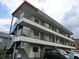 リバーハイツ[3階]の外観