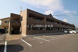 岡山県岡山市東区広谷丁目なしの賃貸マンションの外観