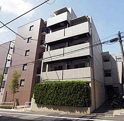 東京都板橋区南常盤台1丁目の賃貸マンションの外観