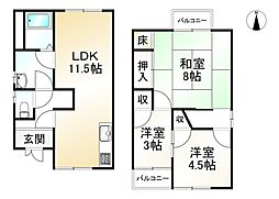 十条駅 1,780万円