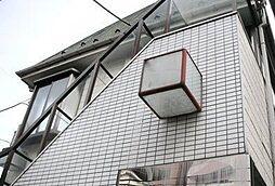東京都杉並区梅里1丁目の賃貸アパートの外観