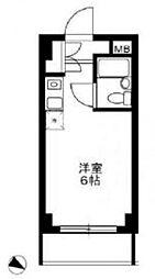 TOP東村山A棟[4階]の間取り