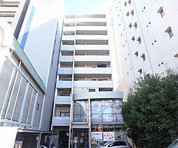 京都府京都市下京区西橋詰町の賃貸マンションの外観