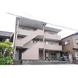 レインボー桜井 B棟[202号室]の外観