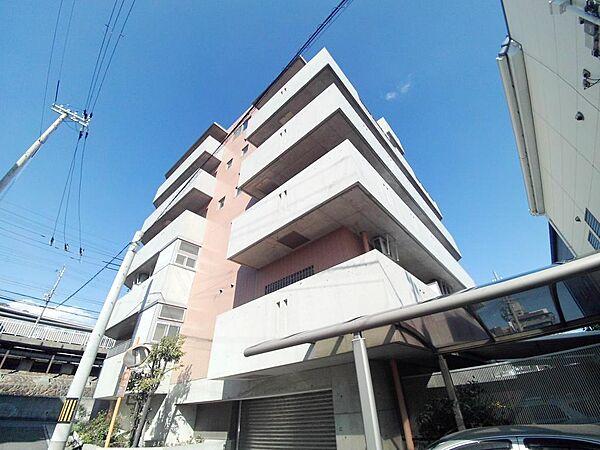 兵庫県神戸市東灘区御影2丁目の賃貸マンション