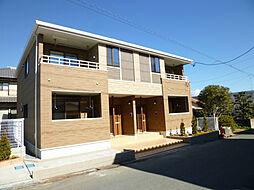 静岡県磐田市天龍の賃貸アパートの外観