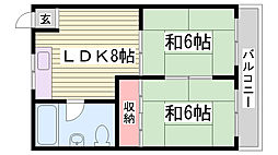須磨海浜公園駅 4.0万円
