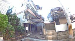 大阪府東大阪市南荘町の賃貸アパートの外観