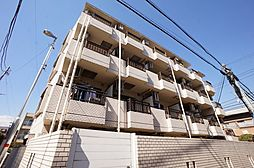 ハイタウン多摩川No.2[3階]の外観