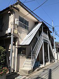 羽沢ハウス[14号号室]の外観