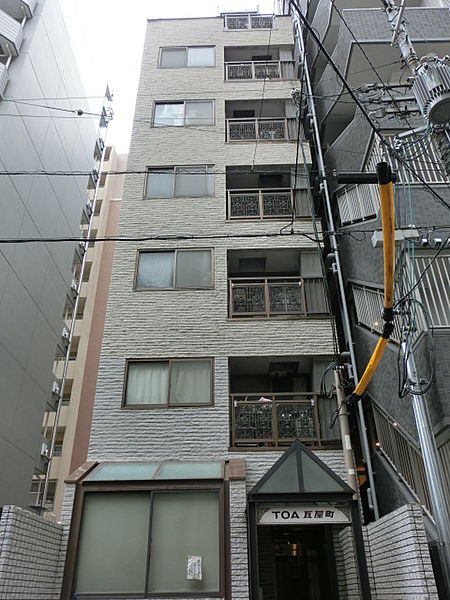 TOA瓦屋町[2階]の外観