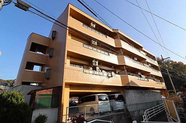 クレール安芸 4階の賃貸【広島県 / 広島市安芸区】