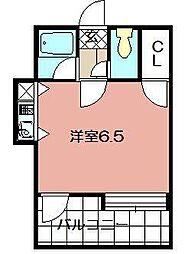 ピュアドーム博多アベール(907)[907号室]の間取り