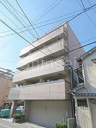 大阪府堺市堺区中之町西4丁の賃貸マンションの外観