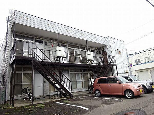 コーポ田村 2階の賃貸【北海道 / 札幌市北区】