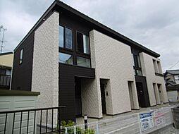 静岡県浜松市中区文丘町の賃貸アパートの外観