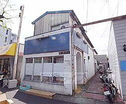 京都府京都市左京区一乗寺宮ノ東町の賃貸アパートの外観