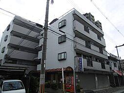 コスミックライフ長居[2階]の外観