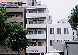 菱田ビル[4階]の外観