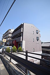 ティーエヌコート[4階]の外観