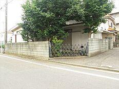区画の整った閑静な住宅地