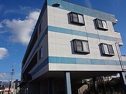 ハチマル・ハイツ[3階]の外観