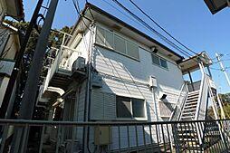 シャトルオークスA[2階]の外観