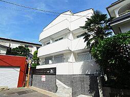 プレシャスアース新松戸[3階]の外観