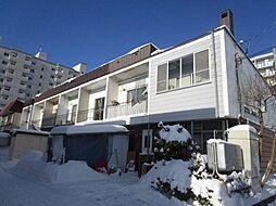 [タウンハウス] 北海道札幌市東区北三十二条東13丁目 の賃貸【/】の外観