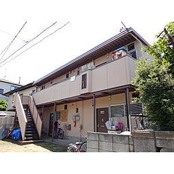 岩崎コーポ[102号室]の外観