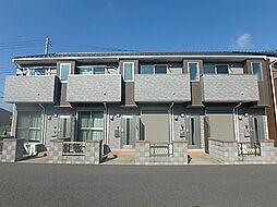 [テラスハウス] 茨城県つくばみらい市陽光台3丁目 の賃貸【茨城県 / つくばみらい市】の外観