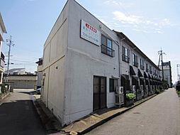 ワンルームマンション喜田[17号室]の外観