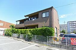 アンタレスハイム[2階]の外観