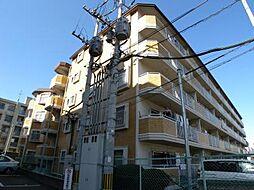 サンシティ三萩野[406号室]の外観