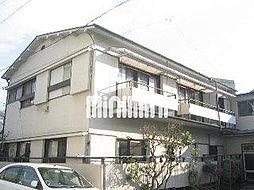 新興荘[1階]の外観